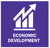 Economic development service area