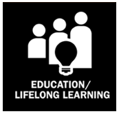 Education lifelong learning service area
